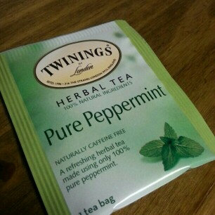 Photo of Twinings Pure Peppermint Tea uploaded by Briana O.