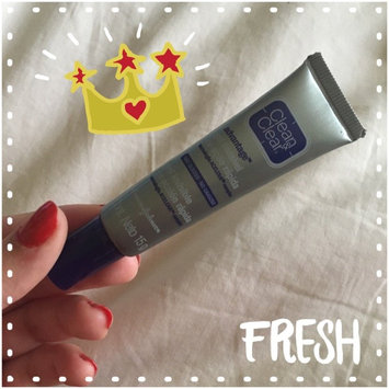 Photo of Clean & Clear® Advantage® Mark Treatment uploaded by Maria N.