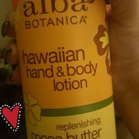 Alba Botanica Hawaiian Hand & Body Lotion Replenishing Cocoa Butter uploaded by CHRISTINA N.