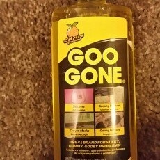 Goo Gone Stain Remover uploaded by Rachael M.