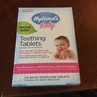 Hyland's Baby Teething Tablets uploaded by heather s.