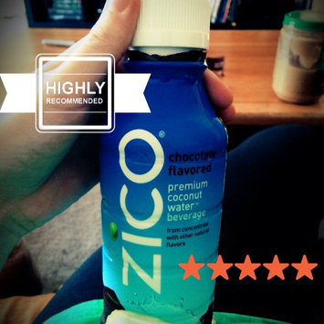 Zico Premium Coconut Water Chocolate uploaded by Haley F.
