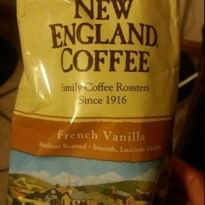 New England Coffee French Vanilla Medium Roasted Freshly Ground uploaded by Corrie W.