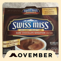 Swiss Miss Simply Cocoa Dark Chocolate Hot Cocoa Mix uploaded by Jade P.