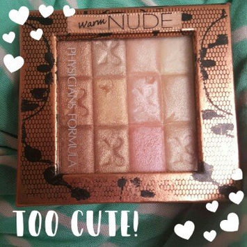 Physicians Formula Shimmer Strips All-in-1 Custom Nude Palette for Face & Eyes, Warm, .26 oz uploaded by Faith D.