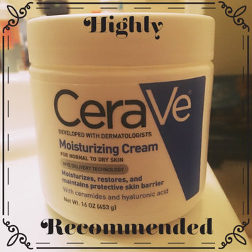 Photo of CeraVe Moisturizing Cream uploaded by Angel F.