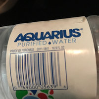 Aquarius Purified Water uploaded by Victoria T.