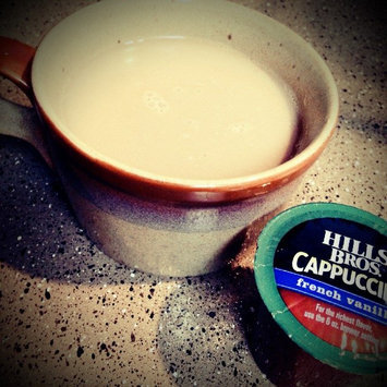Photo of Hills Bros. Cappuccino Single Serve Cups, Salted Caramel uploaded by desyree o.