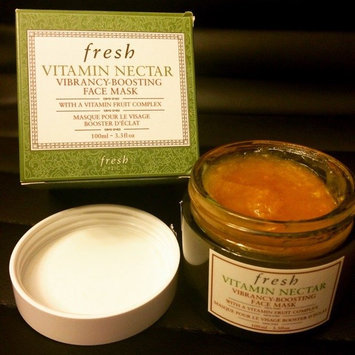 Fresh Vitamin Nectar Vibrancy-Boosting Face Mask 3.3 oz uploaded by Kim R.