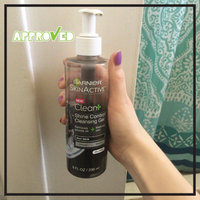 Garnier Skinactive Clean + Shine Control Cleansing Gel uploaded by Kayla M.