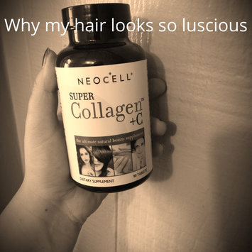 Photo of NeoCell - Super Collagen+C, Type 1&3, 90 Tablets uploaded by Scarlett R.