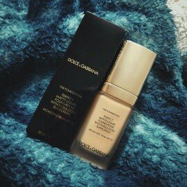 Dolce & Gabbana The Foundation Perfect Matte Liquid Foundation uploaded by Erica Mari S.