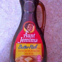 Aunt Jemima Butter Rich Syrup uploaded by ismaray g.