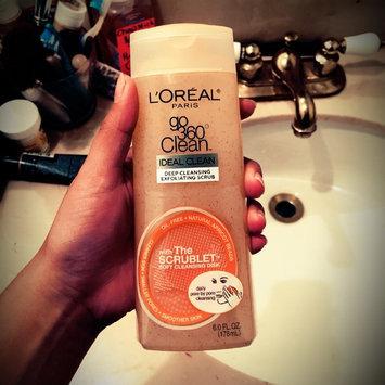 L'Oréal Go 360 Clean Deep Exfoliating Scrub uploaded by Xiomara M.