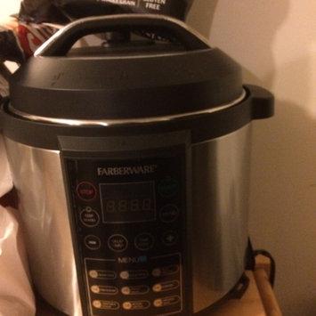 Nesco PC6-25 6-Quart 3-in-1 Digital Pressure Cooker uploaded by Rita F.