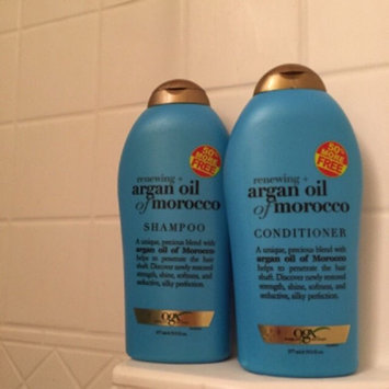 OGX Renewing Argan Oil Of Morocco Shampoo uploaded by Mary F.
