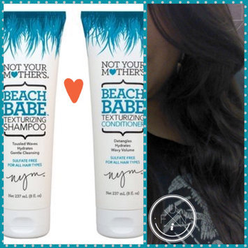 Not Your Mother's® Beach Babe Moisturizing Shampoo & Conditioner uploaded by Karen S.
