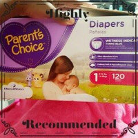 Parents Choice Parent's Choice Diapers, Jr Club Box, (Choose Your Size) uploaded by Angela T.