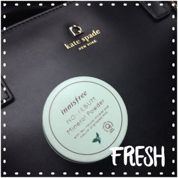 Innisfree No Sebum Mineral Powder 5g uploaded by Rebecca S.