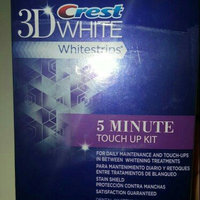 Crest 3D White Whitestrips 5 Minute Touch-Ups with Stain Shield uploaded by Dade C.