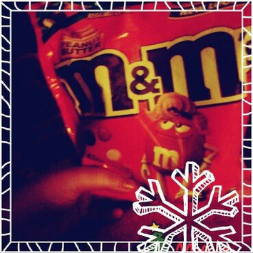 Photo of M&M'S® Brand Peanut Butter Chocolate Candies Holiday Blend uploaded by Ariel T.