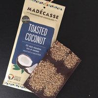 Madecasse Madagascar 63% Dark Chocolate Toasted Coconut 2.64 oz uploaded by Kasia B.