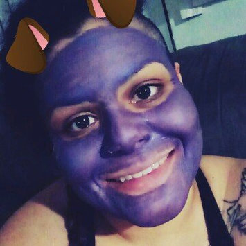 Photo of DERMAdoctor Kakadu C Amethyst Clay Detox Mask uploaded by Tamara F.