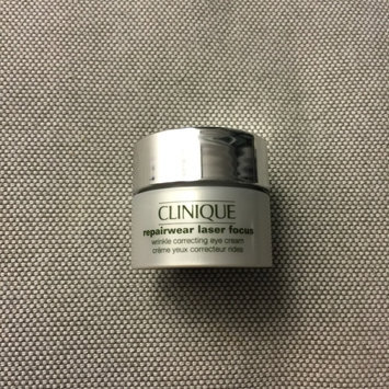 Photo of Clinique Repairwear Laser Focus™ Wrinkle Correcting Eye Cream uploaded by Afi E.