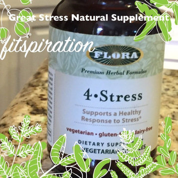 Flora - 4 Stress - 60 Vegetarian Capsules uploaded by Kelli C.