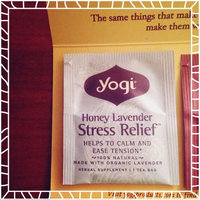 Yogi Tea Honey Lavender Stress Relief uploaded by Shannon B.