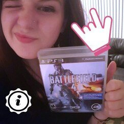 Photo of Electronic Arts Battlefield 4: Standard Edition (PlayStation 3) uploaded by Brittany K.