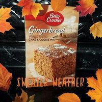 Betty Crocker™ Gingerbread Cake Mix uploaded by Cyndi F.