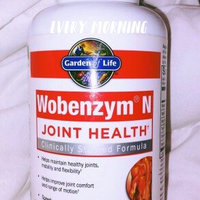Garden of Life Wobenzym N - 400 Tablets uploaded by Maria M.