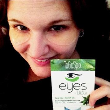 Photo of ToGoSpa Green Tea - Rejuvenating Eye Pads 3 piece uploaded by Brandy L.