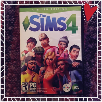 Electronic Arts The SIMS 4 Limited Edition (PC Games) uploaded by Lindsay R.