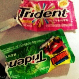 Trident Gum uploaded by member-620096834