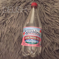 Arrowhead® Sparkling Watermelon Lime Mountain Spring Water 16.9 fl. oz. Plastic Bottle uploaded by Rosie S.