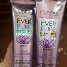 L'Oréal EverPure Volume Conditioner uploaded by Elayne C.
