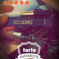 tarte Lights, Camera, Lashes™ Double-Ended Lash Fibers & 4-in-1 Mascara uploaded by Jennie M.