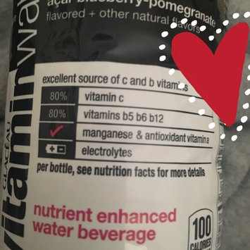 Photo of vitaminwater XXX Acai-Blueberry-Pomegranate uploaded by Kayla H.