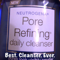 Neutrogena Pore Refining Daily Cleanser uploaded by Kitty S.