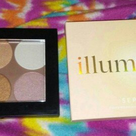 SEPHORA COLLECTION Illuminate Palette uploaded by Lindsay D.