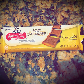 Skinny Cow Divine Caramel Filled Chocolates uploaded by Christie D.
