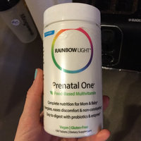 Rainbow Light Prenatal One™ Multivitamin uploaded by Clare J.