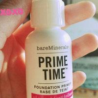 bareMinerals Prime Time® Oil Control Foundation Primer uploaded by Myranda C.