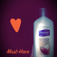 Suave® Smoothing with Cocoa Butter & Shea Body Lotion uploaded by Lucero E.