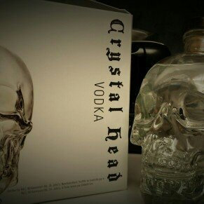 Crystalhead Vodka uploaded by Amber K.