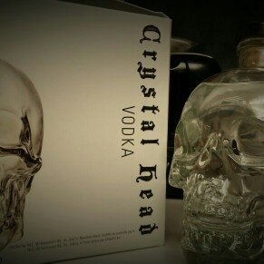 Crystalhead Vodka uploaded by Amber K.
