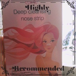 Epielle Deep Cleansing Nose Strips 3 Strips Each Box (3 Pack) uploaded by Alysha L.