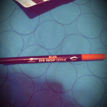 Milani Eye Tech Define 2-in-1 Brow + Eyeliner Felt-Tip Pen, Black / Natural Taupe uploaded by Oriana E.